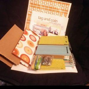 Mini Scrapbook Kit